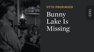 Bunny Lake Is Missing - Bunny Lake Is Missing - The Criterion Channel